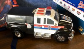 Tonka Police Chief truck that makes sounds in Aurora, Illinois