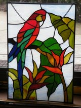 Stained Glass Window in Tinley Park, Illinois