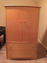 Matching Children's Armoire and matching 5 drawer Chest in Houston, Texas