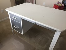 metal desk in Bellaire, Texas