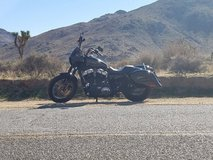 2012 HD Nightster 1200N in 29 Palms, California