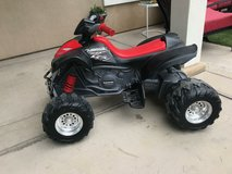 Power Wheels Kawasaki ATV in Vista, California