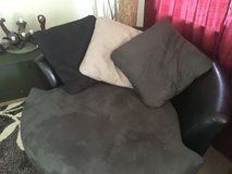 Oversized Cuddle Chair and Love Seat * PCS Sale in Okinawa, Japan