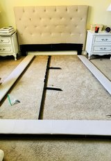 Queen bed frame in Camp Pendleton, California