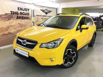 2015 Subaru XV Crosstrek LIMITED in Hohenfels, Germany