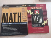 Math workbooks in Okinawa, Japan