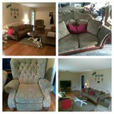 sofa loveseat and recliner in Fort Campbell, Kentucky