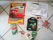 Lightning McQueen giant coloring books and stickers in Stuttgart, GE