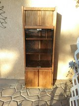entertainment cabinet in Yucca Valley, California