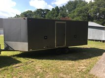 20 foot enclosed trailer in Beaufort, South Carolina