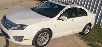 2011 Ford Fusion SEL in Spring, Texas