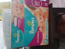Pampers size 3 Diapers in Fort Leonard Wood, Missouri