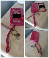 Pink Wallet/Cell Phone WRISTLET in Travis AFB, California