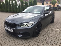 2015 BMW M235i *FREE Home Shipping*Aulitzky Tune*Two Sets of Wheels* in Spangdahlem, Germany