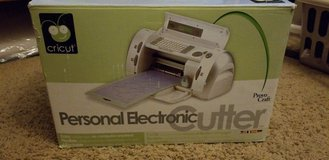 Personal Electronic Cutter in Vacaville, California