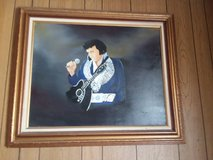 Nice Elvis Pic. in 29 Palms, California