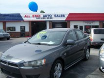 2009 MITSUBISHI LANCER ES/ES SPORT AUTO COLD AIR LOW MILES ~REDUCED in Camp Lejeune, North Carolina