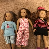 American girl dolls, 18 inch dolls, accessories in Alamogordo, New Mexico