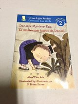 Daniel's Mystery Egg  English/Spanish Level 2 reading in St. Charles, Illinois