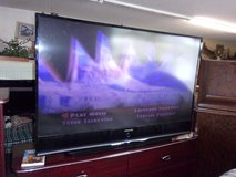 "Samsung 60"" Flat Screen Television in Fort Riley, Kansas"