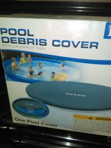 pool cover in 29 Palms, California