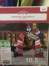 Penguin Archway in Fort Campbell, Kentucky
