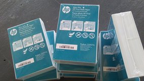 10 Packs New HP 4x6 Glossy  Photo Paper in Fort Campbell, Kentucky