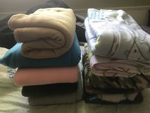 8 / 1.5 Yards Each Of Fleece Fabric in Fort Campbell, Kentucky