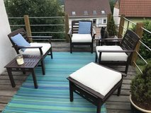 Outdoor Patio Furniture Set in Ramstein, Germany