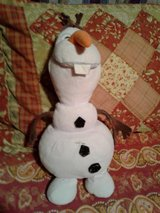 frozen olaf plush in Fort Campbell, Kentucky