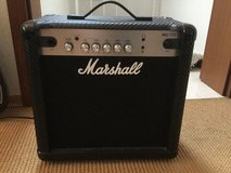 Marshall electric guitar amp in Wiesbaden, GE