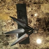 Stainless Steel Throwing Knifes in Pasadena, Texas