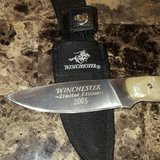 Winchester Limited Edition 2005 Knife in Pearland, Texas