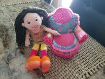 Groovy Girls Doll and Sofa Chair in Fort Campbell, Kentucky