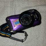 Pentax Optio WG-1 Rugged Waterproof Digital Camera in Bellaire, Texas