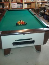 Pool Table coin operated in Chicago, Illinois