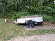 5x9 single axel trailer in Fort Leonard Wood, Missouri