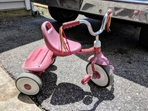 tricycle in Fort Benning, Georgia