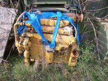Caterpillar 3116 DI engine out of Cat 613C, industrail engine in The Woodlands, Texas