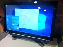 Toshiba DX735 Windows 10 Touchscreen Desktop All-In-One PC in Naperville, Illinois