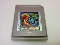 Fortress of Fear: Wizards & Warriors X Gameboy Game in Plainfield, Illinois