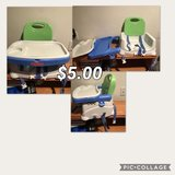 Kids High Chair Booster Seat in Bolingbrook, Illinois