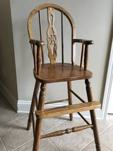 High chair in Bolingbrook, Illinois