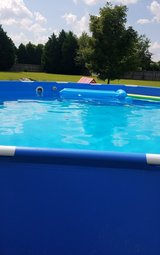 pool 17x52 in Warner Robins, Georgia