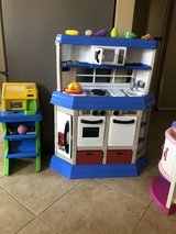 Play Deluxe Custom Kitchen w/Accessories in 29 Palms, California