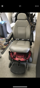 Pride Jazzy Electric Wheelchair in Temecula, California