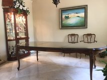 REDUCED! Dining table in Pecan in Conroe, Texas