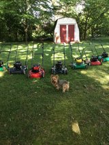 Push Mowers in Hopkinsville, Kentucky