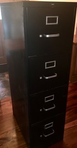HON 4 DRAWER FILE CABINET in Westmont, Illinois