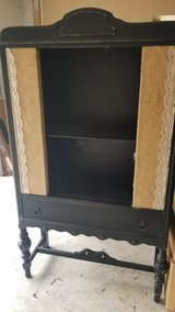 Distressed China Cabinet in Fort Polk, Louisiana